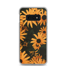 Load image into Gallery viewer, Black Eyed Susans Samsung Case - FRANKdesigns.Co