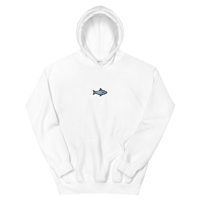 Little Shark Unisex Hoodie - FRANKdesigns.Co