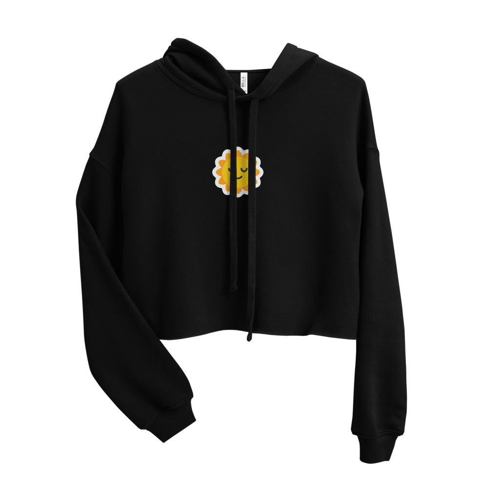 Crop Hoodie - FRANKdesigns.Co