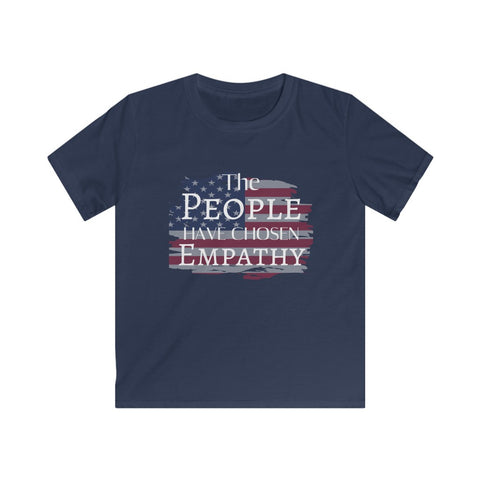 The People Have Chosen - Kids Softstyle Tee