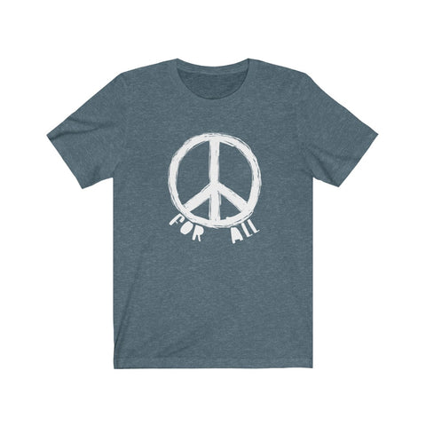 Peace For All Tee