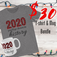 Load image into Gallery viewer, 2020 History Bundle - Deep Heather Gray