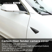 CARBON FIBER Camera | Turn Signal Cover