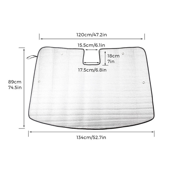NEW Windshield Sunshade Cover