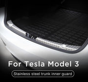 Stainless Steel Trunk Inner Guard
