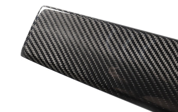 CARBON FIBER FRONT DASH PIECE SET