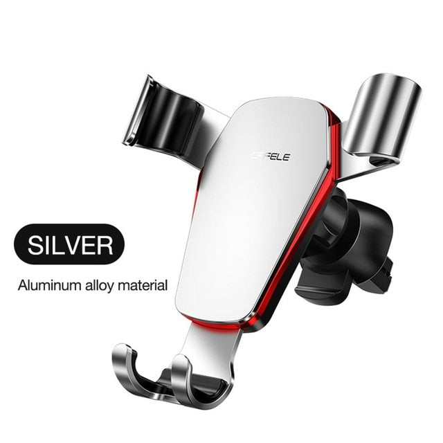Aluminium Gravity Phone Holder