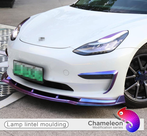 Chameleon Series Front Light Cover