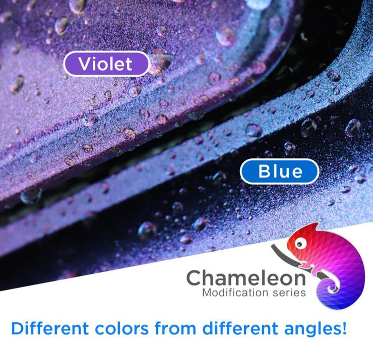 Chameleon Series Wheel Hub Cap Set