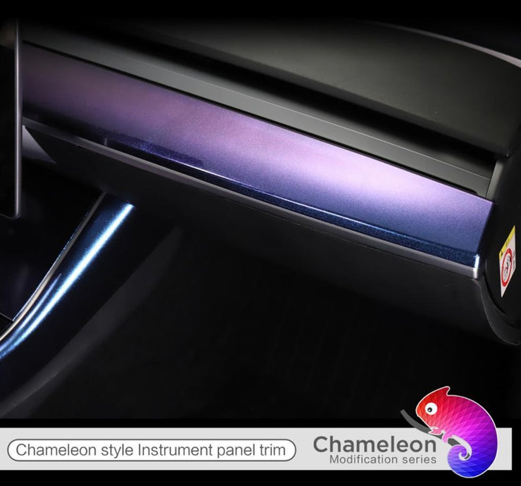 Chameleon Series Dash Covers