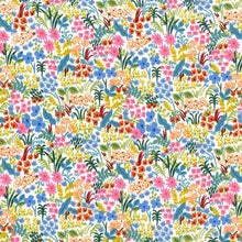 Load image into Gallery viewer, C+S Rifle Paper Co. English Garden Meadow - Cream Fabric