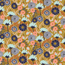 Load image into Gallery viewer, Emilia by Megan Carter - Diana - Mustard Fabric