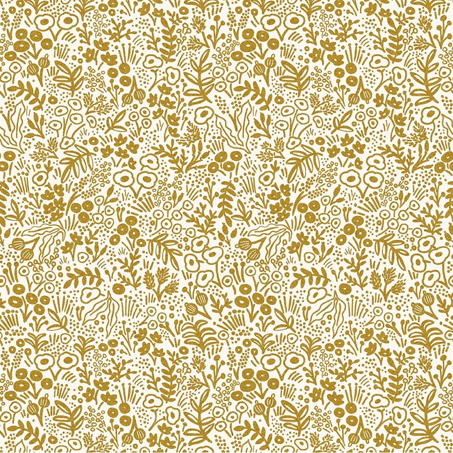 C+S Rifle Paper Co. Rifle Paper Co. Gold Metallic