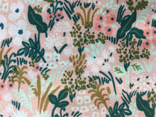 Load image into Gallery viewer, C+S Rifle Paper Co. English Garden Meadow - Pink Fabric