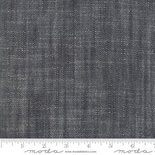 Load image into Gallery viewer, BORO WOVEN FOUNDATIONS SLUB CANVAS BY MODA - CHARCOAL