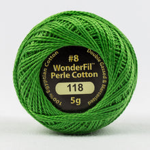 Load image into Gallery viewer, Wonderfil Eleganza 8wt Egyptian Cotton Thread