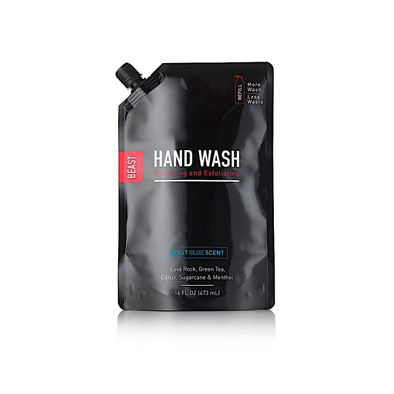 Beast Blue Hand Wash Refill
