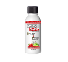 Load image into Gallery viewer, 8pk Strawberry CocoLime - Nano Gainz 20g Protein + 20mg CBD