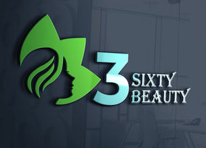3 sixty beauty,all around self care!
