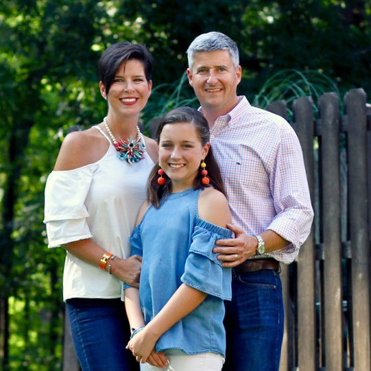CCO of Lewis Bamboo - Rachel Lewis & Family