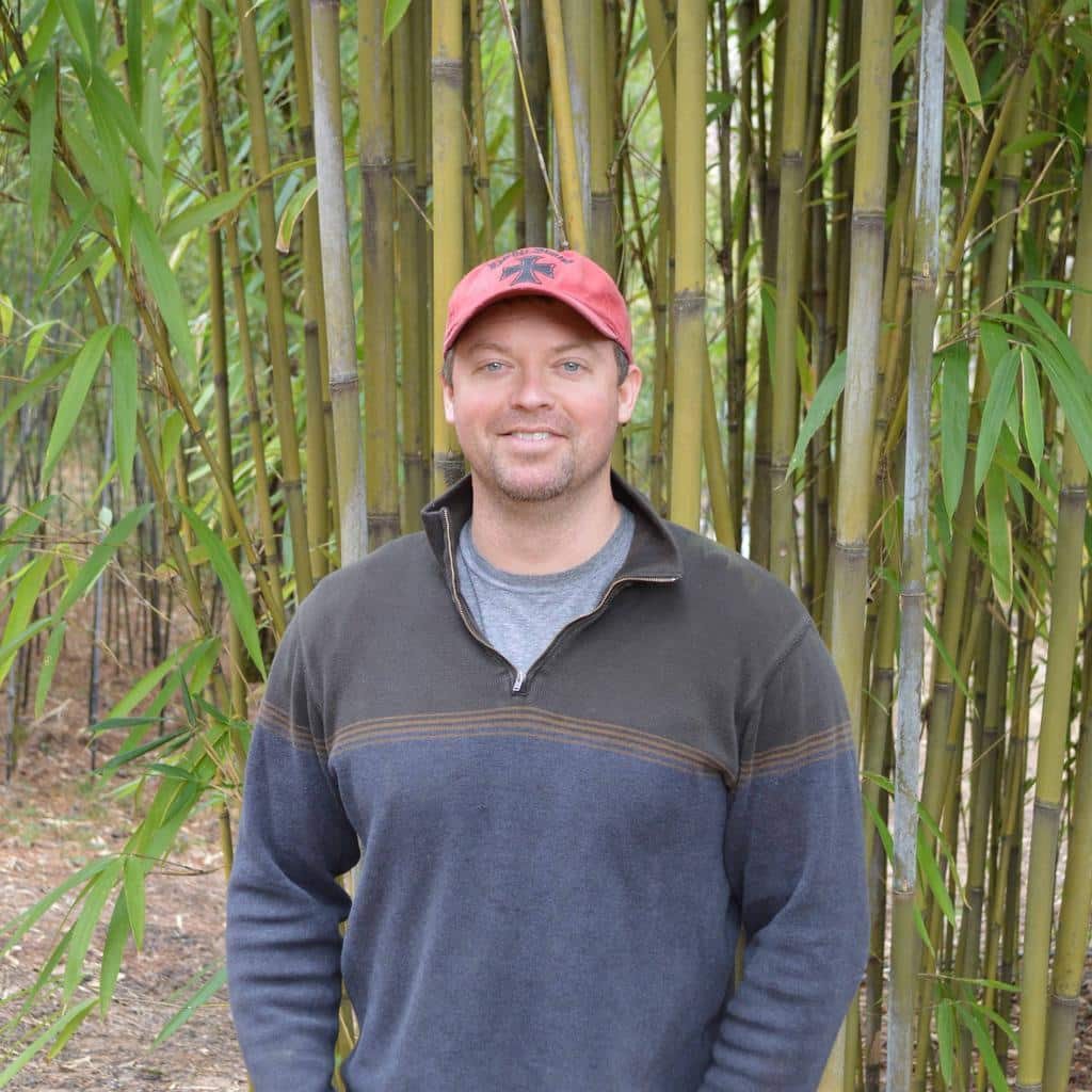 Operations Manager of Lewis Bamboo - Denny Kilgore