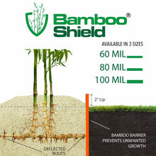 Load image into Gallery viewer, Bamboo Shield - 80 mil thick by 30in depth