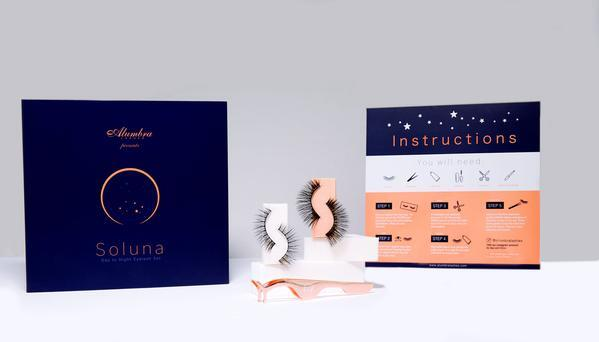 Soluna Day to Night Luxury False Eyelashes Set