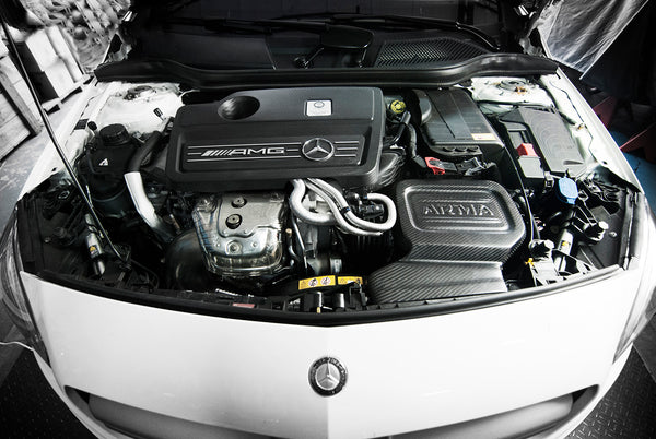 45AMG ARMA Carbon Air Intake (display model)