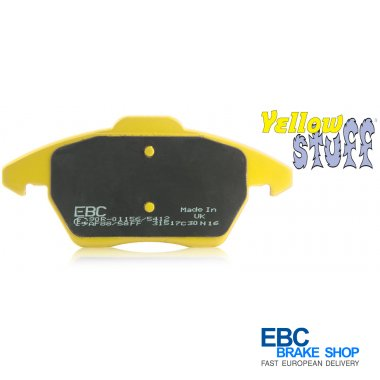 45AMG EBC Yellow Stuff Front Pads