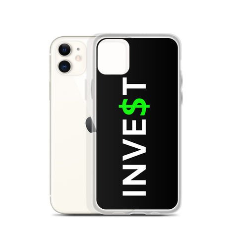 INVE$T iPhone Case