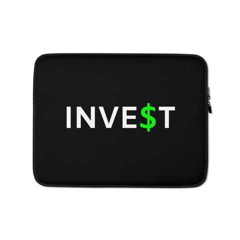 INVE$T Laptop Sleeve
