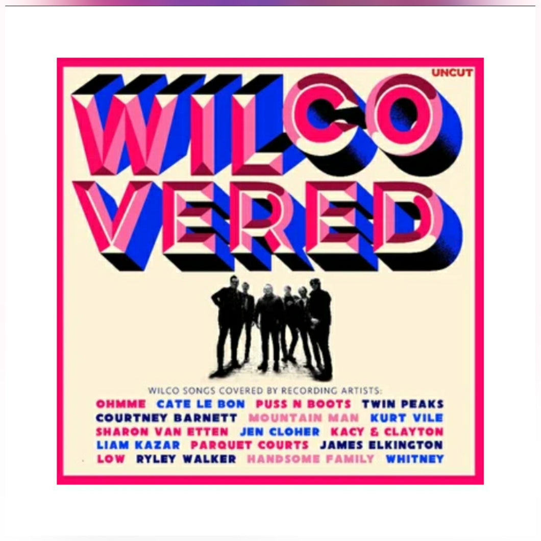 Wilcovered : Various Artists Cover Wilco (RSD 2020) VINYL LP