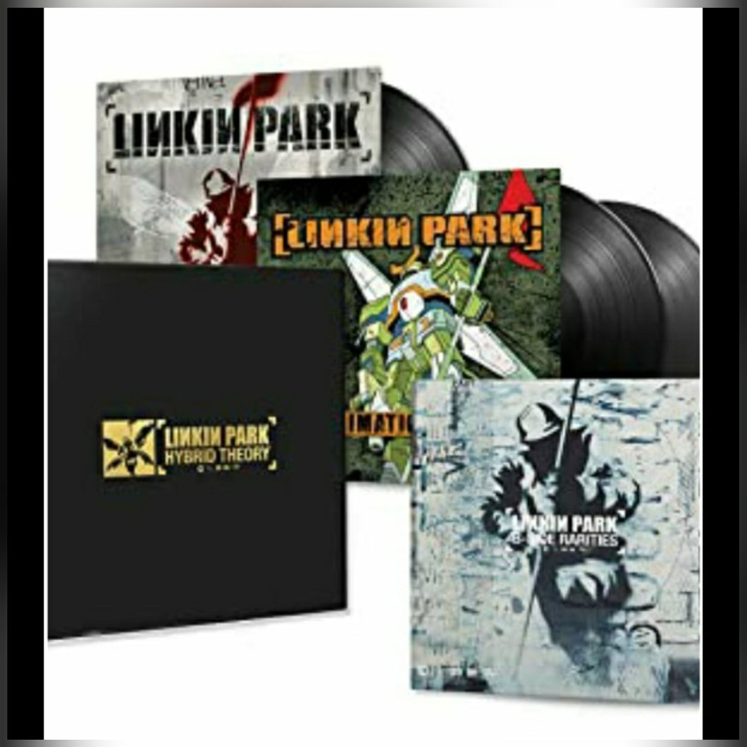 Linkin Park - Hybrid Theory (20th Anniversary Edition) 4 VINYL LP BOX SET