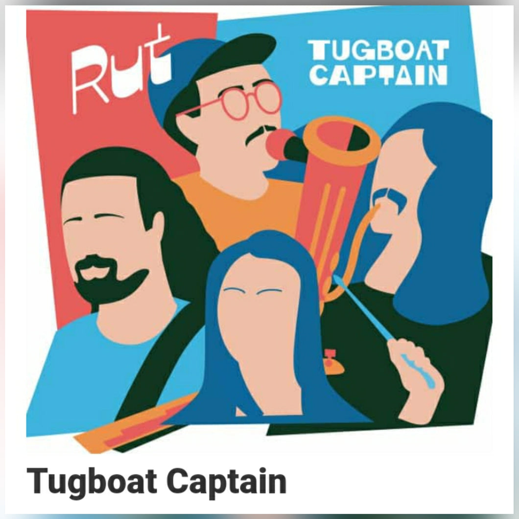 Tugboat Captain - Rut (2020) NEW VINYL LP