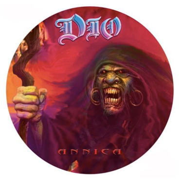 Dio : New Double White Vinyl Livel LP - Finding The Sacred Heart, Live In Philly 1986 (2020)