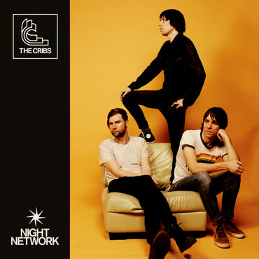 The Cribs : New Album, CD Version - Night Network