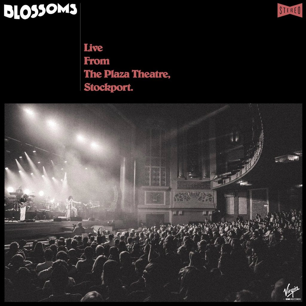 BLOSSOMS - In Isolation/Live At The Plaza Stockport(2020) New 2 x Blue Vinyl LP