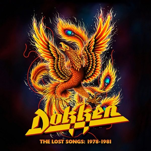DOKKEN - The Lost Songs: 1978 -1981 (2020) New Vinyl LP + Patch