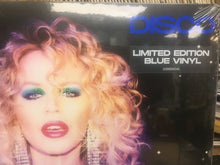 Load image into Gallery viewer, KYLIE MINOGUE - DISCO (2020) BLUE VINYL LP