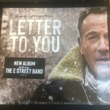 Load image into Gallery viewer, BRUCE SPRINGSTEEN - Letter to You (2020) NEW CD ALBUM