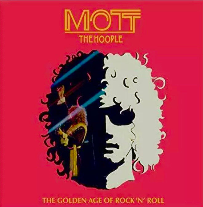 MOTT THE HOOPLE - BEST OF: THE GOLDEN AGE OF ROCK 'N' ROLL (2020) NEW DOUBLE VINYL LP. Greatest Hits and Best of 2 LP set