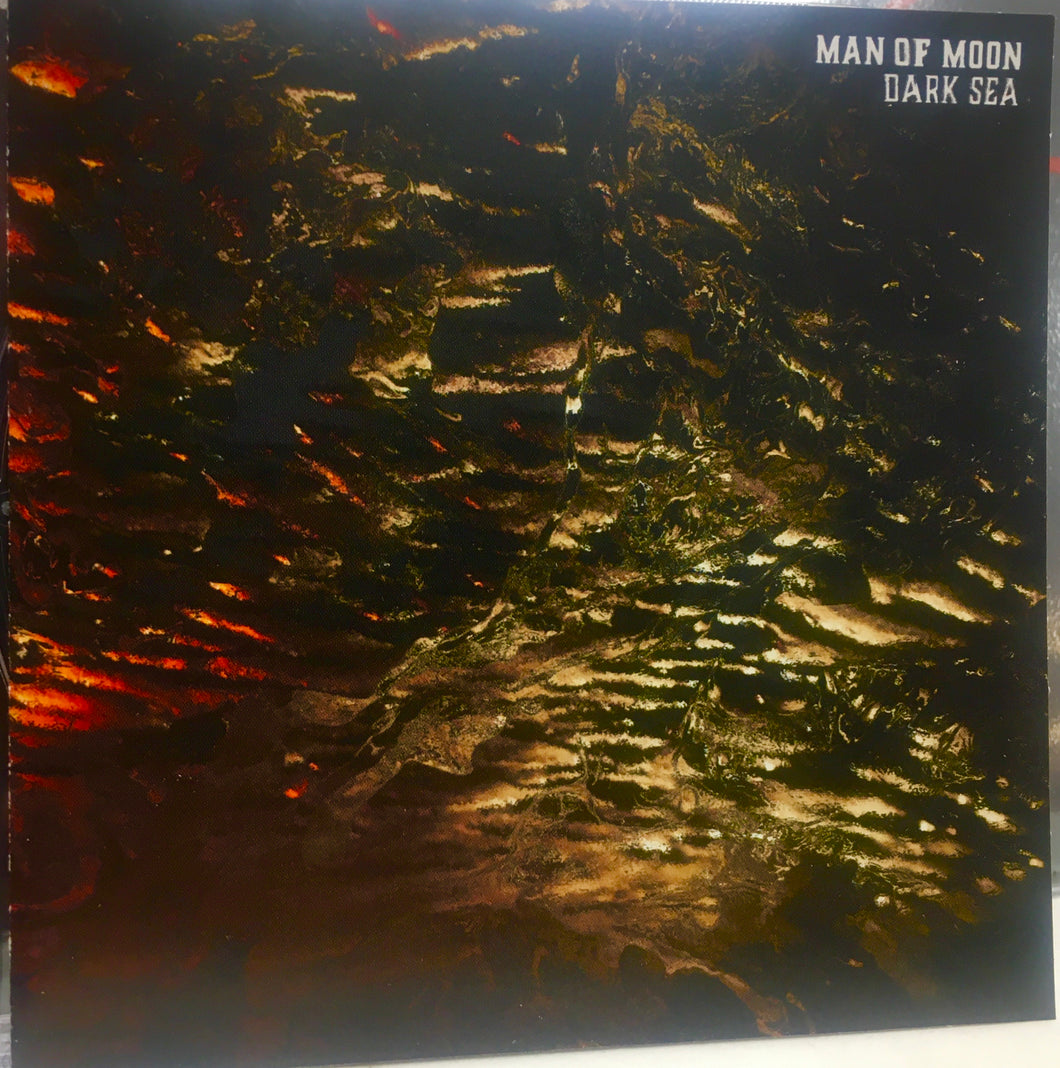 MAN OF MOON - Dark Sea - NEW VINYL LP (2020)