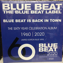 Load image into Gallery viewer, Blue Beat - 60th Anniversary Album (RSD 2020) VINYL LP