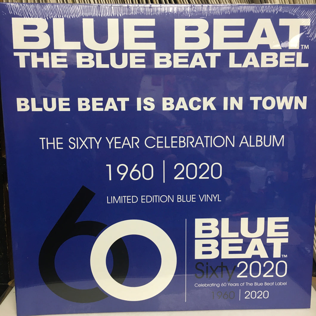 Blue Beat - 60th Anniversary Album (RSD 2020) VINYL LP