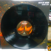 Load image into Gallery viewer, MAN OF MOON - Dark Sea - NEW VINYL LP (2020)