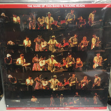 Load image into Gallery viewer, TALKING HEADS - The Name of This Band Is (2020 REISSUE) DOUBLE RED VINYL REMASTERED EDITION