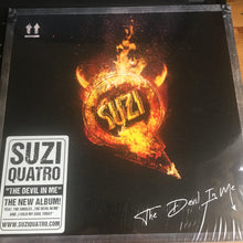 Load image into Gallery viewer, SUZI QUATRO - The Devil in Me (2021) NEW SEALED CD ALBUM