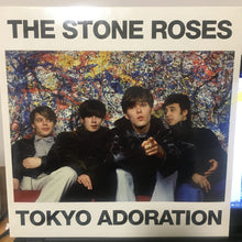 Load image into Gallery viewer, STONE ROSES - Tokyo Adoration : Live 1989 - NEW BLACK VINYL LIVE LP.