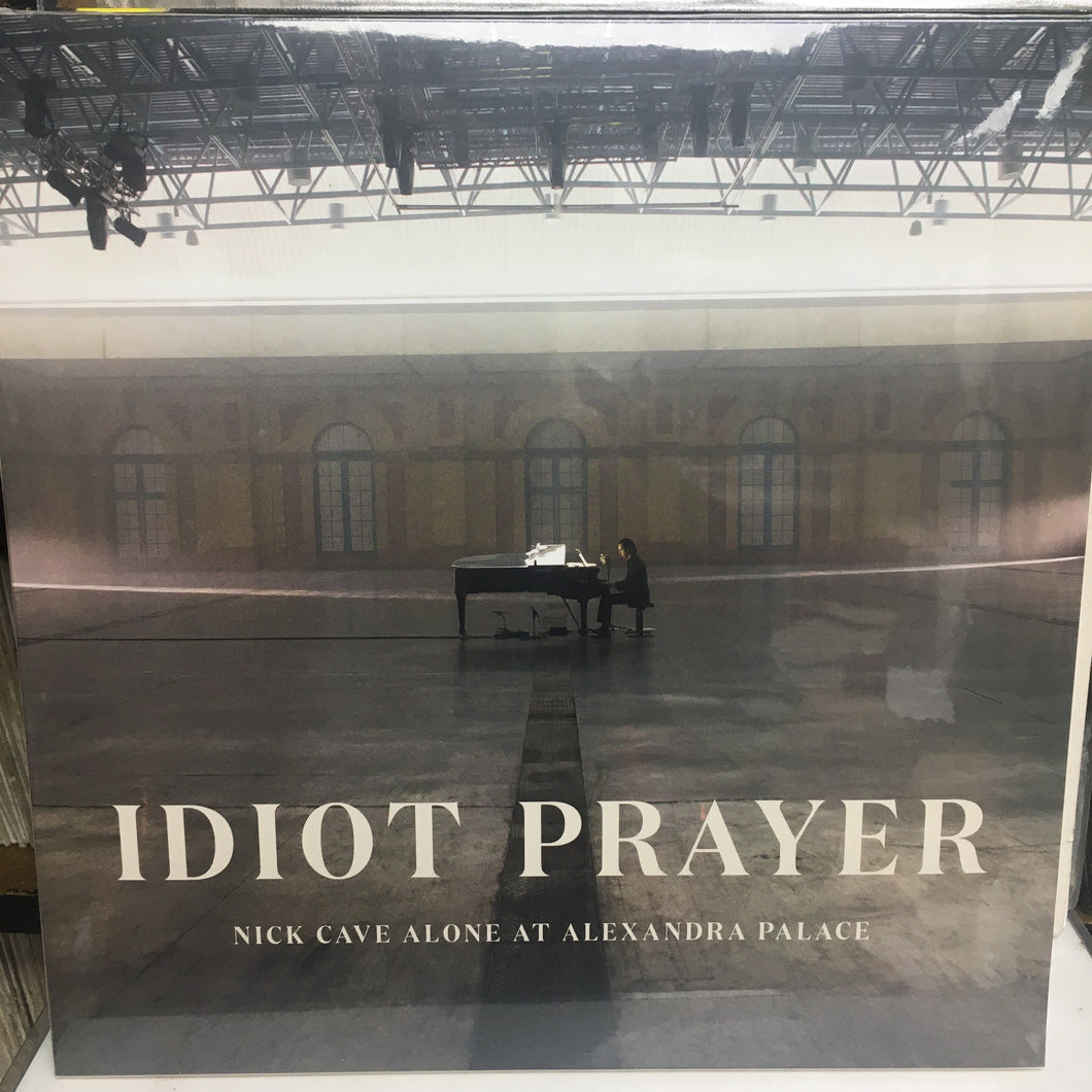NICK CAVE - Idiot Prayer (2020) NEW DOUBLE VINYL LIVE ALBUM