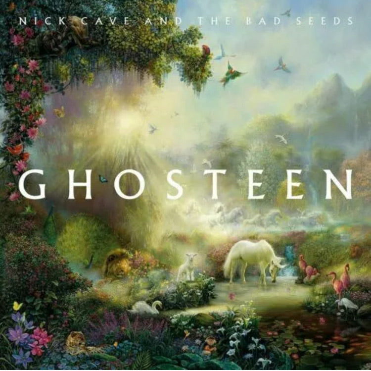 NICK CAVE and the BAD SEEDS - Ghosteen (2020) NEW DOUBLE VINYL LP